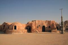 Star Wars-scène royalty-vrije stock foto
