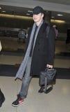 Star Wars-Schauspieler Hayden Christensen an LOCKEREM Lizenzfreies Stockfoto