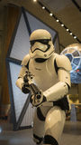 Star Wars Stormtrooper Royaltyfri Bild