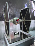 Star wars tie fighter Stock Image