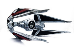 Star Wars-Tie Interceptor Stock Photo