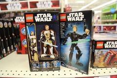 Star Wars Toy Display la force vendredi photos libres de droits