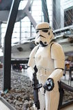 Star wars trooper Stock Photography