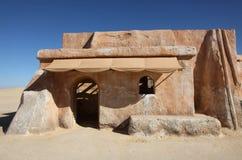 Star Wars village Royalty Free Stock Photos
