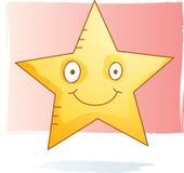Star Watercolor Royalty Free Stock Photo