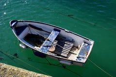 Stara łódź. Zdjęcia Royalty Free