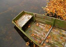 stara łódź Obraz Royalty Free
