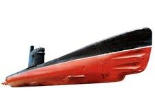 stara łódź podwodna Obrazy Stock
