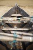 Stara łódź w Agonda, Goa, India Fotografia Stock