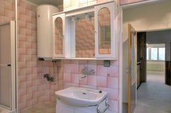 Stara łazienka zdjęcia stock