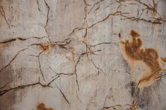 Stara ściana, tekstura, tło. Obrazy Stock