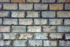 Stara ściana z cegieł kamienia tekstura Zdjęcia Royalty Free