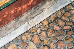Stara ścienna tekstura zdjęcie stock