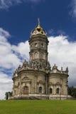 stara świątynia Obraz Royalty Free