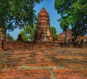stara świątynia obrazy stock