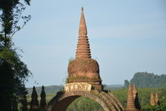 stara świątynia Zdjęcie Royalty Free