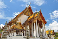 stara świątynia Thailand Obraz Stock
