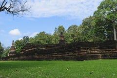stara świątynia Thailand Obrazy Royalty Free