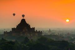 Stara świątynia w Bagan, Myanmar Obraz Stock