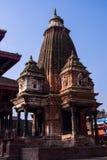 Stara świątynia w Kathmandu dolinie Nepal Obraz Stock