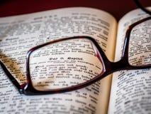 Stara święta biblia, antyk, religia zdjęcia royalty free