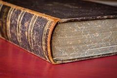Stara święta biblia, antyk, religia fotografia royalty free