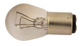 Stara żarówka dla samochodowych reflektorów Obrazy Royalty Free