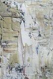 Stara abstrakcjonistyczna biel ściana ilustracja wektor