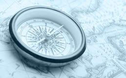 stara antyczna cyrklowa mapa zdjęcie stock