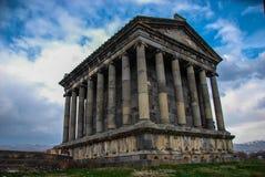 Stara architektura, wygłupy tample obraz royalty free