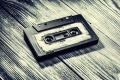 stara audio kaseta Obraz Royalty Free