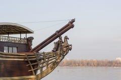 Stara barka Zdjęcie Stock