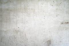 Stara biała betonowa ściana Zdjęcie Stock