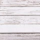 Stara biała drewniana tekstura z naturalnym wzoru tłem Obraz Stock