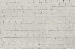 Stara Biała Kamiennej ściany tła tekstura zdjęcia royalty free