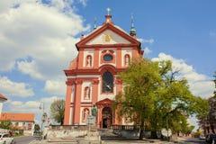 Stara Boleslav Royalty Free Stock Photography