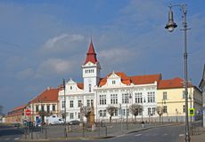Stara Boleslav, repubblica Ceca Immagine Stock