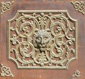 Stara brama Obrazy Royalty Free