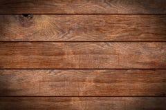 Stara brown dębowego drewna tekstura Zdjęcia Stock