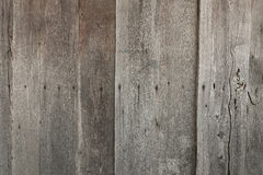 Stara brudna drewniana ściana Zdjęcia Royalty Free