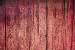 Stara brudna tekstura drewniane płotowe deski Fotografia Royalty Free