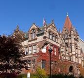 stara budynek szkoła wyższa Obraz Royalty Free