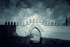 Stara Burgos katedra Zdjęcie Stock
