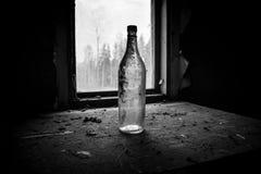 Stara butelka Zdjęcie Stock