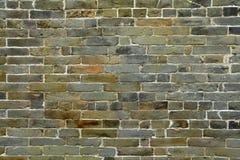 Stara cegły ściana Fotografia Royalty Free