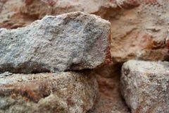 stara cegły tekstura Zdjęcia Stock