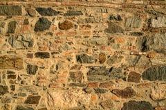stara ceglana ściana tekstury Obraz Stock