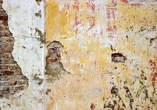 stara ceglana ściana Obraz Royalty Free