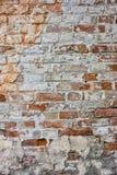 stara ceglana ściana Obrazy Stock