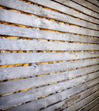 stara chata kukurydziany zdjęcie royalty free